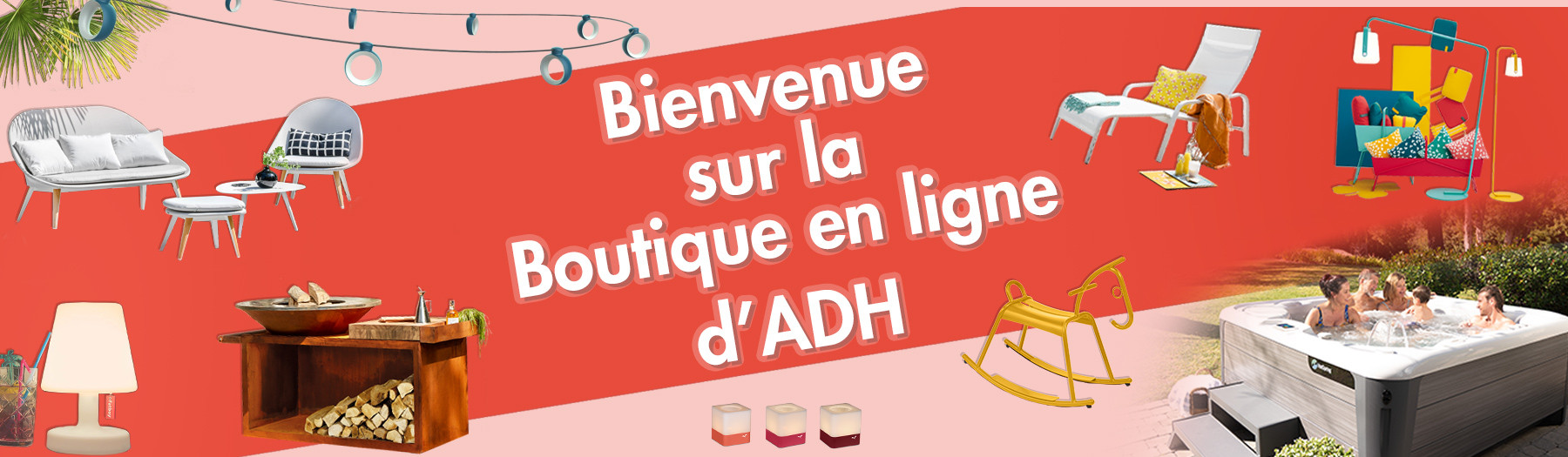 Bienvenue sur le site en ligne d'adh